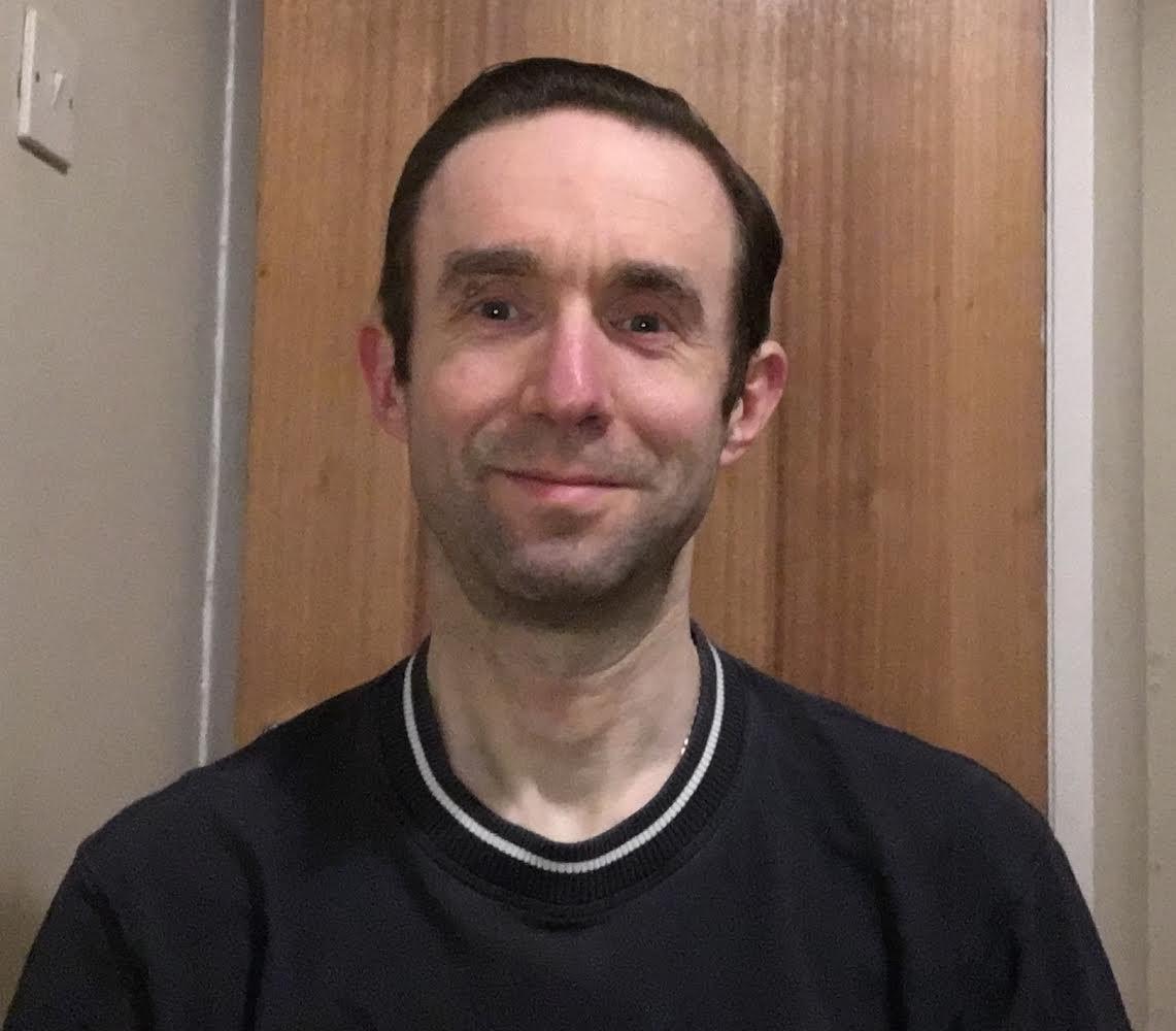 Older Friend Representative: Jon Gibbons