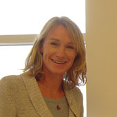 South Warwickshire Co-ordinator, Fiona Roche